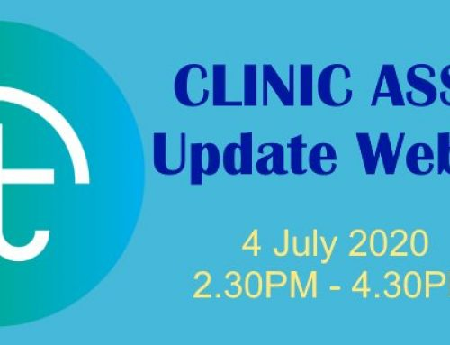 Webinar: Clinic Assist Update 4 July 2020