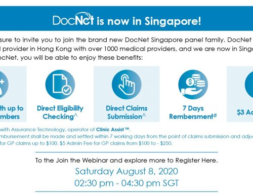 Webinar: Introduction DocNet Singapore 8 August 2020
